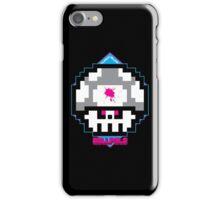 I KILL PXLS: Dead Pixels - VERSION BLACK iPhone Case/Skin