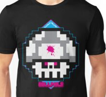 I KILL PXLS: Dead Pixels - VERSION BLACK Unisex T-Shirt