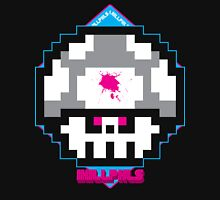 I KILL PXLS: Dead Pixels - VERSION BLACK Unisex T-Shirt