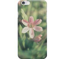 Spring bloom iPhone Case/Skin