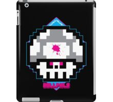 I KILL PXLS: Dead Pixels - VERSION BLACK iPad Case/Skin