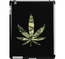 Army Leaf iPad Case/Skin