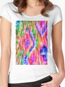 Psycolor - CaMERA31 Women's Fitted Scoop T-Shirt