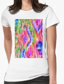 Psycolor - CaMERA31 Womens Fitted T-Shirt