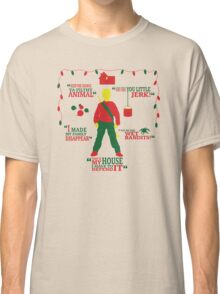 I Made My Family Disappear Classic T-Shirt