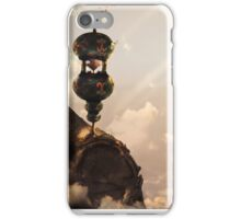 The Cherry Blossom tree tower iPhone Case/Skin