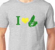 I Heart Cape Breton Unisex T-Shirt