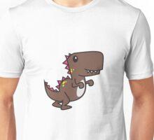 Polymerosaurus Brown Unisex T-Shirt