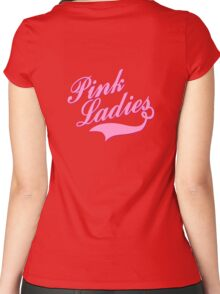 Pink ladies Women's Fitted Scoop T-Shirt