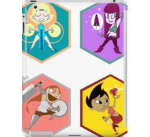 DnD Classes Sticker SET iPad Case/Skin