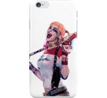 Harley Quinn Suicide Squad Flower Crown Sticker iPhone Case/Skin