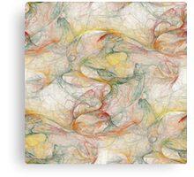 Vibrant Fractal Canvas Print