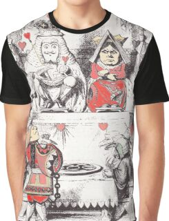 Queen of Hearts Graphic T-Shirt