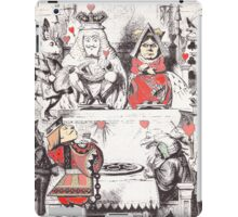 Queen of Hearts iPad Case/Skin