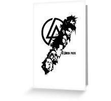 LINKIN PARK Greeting Card