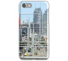 Melbourne City Grid iPhone Case/Skin