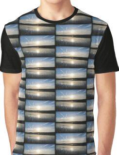 Spring Dog Graphic T-Shirt
