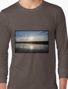 Spring Dog Long Sleeve T-Shirt