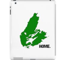 Cape Breton Island is my Home iPad Case/Skin