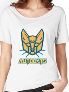 Autocats V2 Women's Relaxed Fit T-Shirt