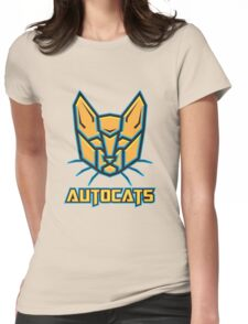 Autocats V2 Womens Fitted T-Shirt
