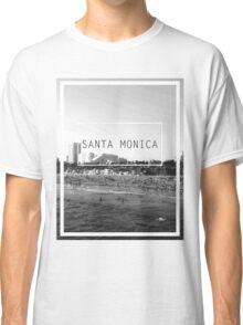 Santa Monica, California Classic T-Shirt
