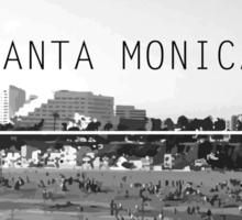 Santa Monica, California Sticker