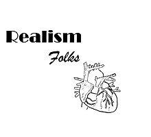 Realism Folks Photographic Print
