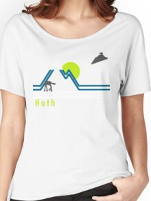 vintage hoth 2  Women's Relaxed Fit T-Shirt