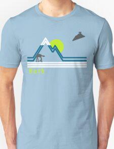 vintage hoth 2  Unisex T-Shirt