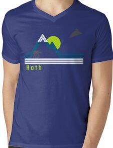 vintage hoth 2  Mens V-Neck T-Shirt