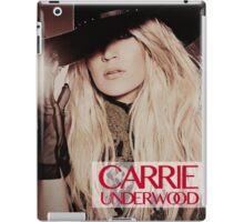 carrie underwood iPad Case/Skin