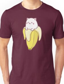 Banana Cat Unisex T-Shirt