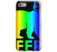 Rainbow Beer iPhone Case/Skin