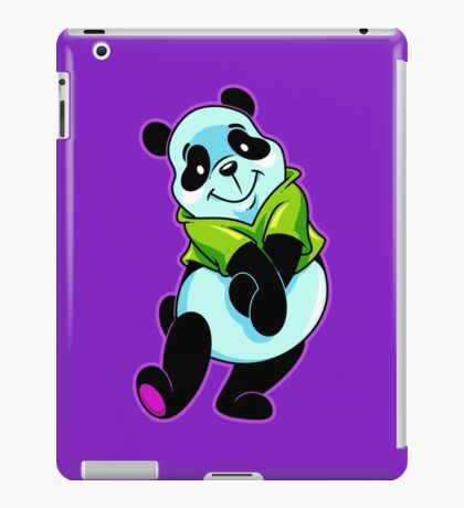 Silly Ol' Panda iPad Case/Skin