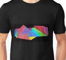 crumpled coloure Unisex T-Shirt