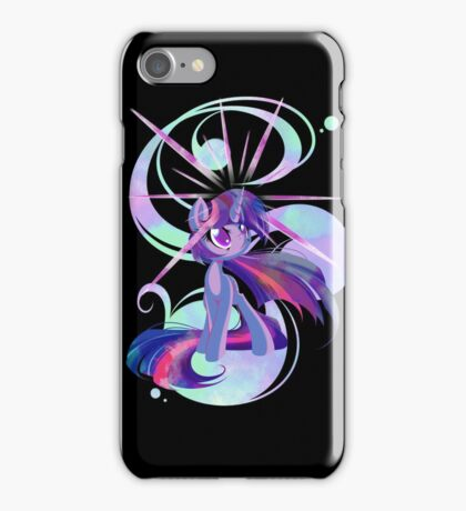 Sparkle In Your Dedication iPhone Case/Skin