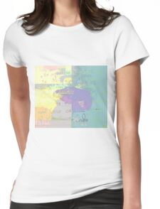 Aunt Tia Womens Fitted T-Shirt