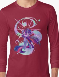 Sparkle In Your Dedication Long Sleeve T-Shirt