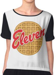 eleven Chiffon Top