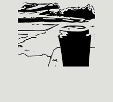 Coffee by the Lake Unisex T-Shirt