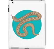 Brown Snake iPad Case/Skin