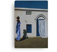 Husna's Sister (1992) Canvas Print