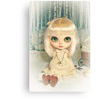 The Doll: Fleur Canvas Print