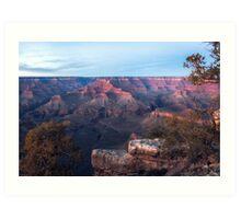 Yaki Point - Grand Canyon - USA Art Print
