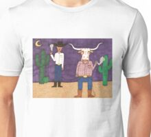 Meanwhile, back on the ranch... II Unisex T-Shirt