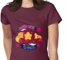 Garnet Womens Fitted T-Shirt