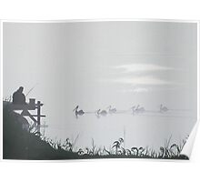 Misty Morning on the Clarence (1994) Poster