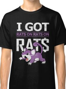 Rats on Rats on Rats Classic T-Shirt