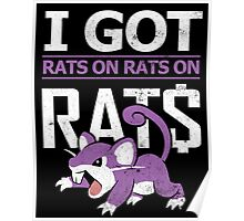 Rats on Rats on Rats Poster